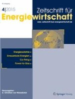 Zeitschrift für Energiewirtschaft 4/2015