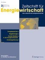 Zeitschrift für Energiewirtschaft 2/2016