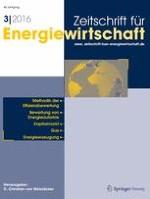 Zeitschrift für Energiewirtschaft 3/2016