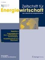Zeitschrift für Energiewirtschaft 1/2017