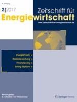 Zeitschrift für Energiewirtschaft 2/2017