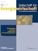 Zeitschrift für Energiewirtschaft 1/2019