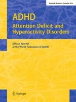 ADHD Attention Deficit and Hyperactivity Disorders 4/2016