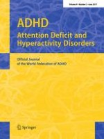 ADHD Attention Deficit and Hyperactivity Disorders 2/2017