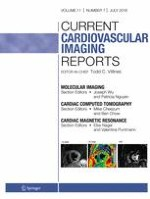 Current Cardiovascular Imaging Reports 7/2018