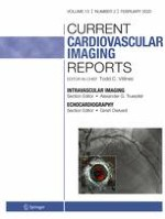 Current Cardiovascular Imaging Reports 2/2020