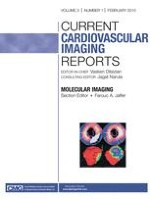 Current Cardiovascular Imaging Reports 1/2010