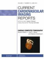 Current Cardiovascular Imaging Reports 3/2013