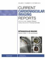 Current Cardiovascular Imaging Reports 5/2013