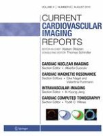 Current Cardiovascular Imaging Reports 8/2015