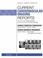 Current Cardiovascular Imaging Reports 3/2016