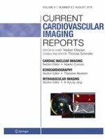 Current Cardiovascular Imaging Reports 8/2016