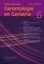 Tijdschrift voor Gerontologie en Geriatrie 6/2010