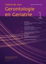 Tijdschrift voor Gerontologie en Geriatrie 1/2011