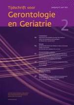 Tijdschrift voor Gerontologie en Geriatrie 2/2011
