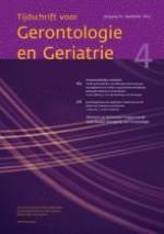 Tijdschrift voor Gerontologie en Geriatrie 4/2012