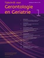 Tijdschrift voor Gerontologie en Geriatrie 1/2013