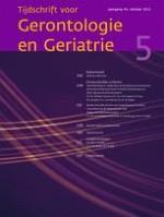 Tijdschrift voor Gerontologie en Geriatrie 5/2013