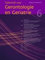 Tijdschrift voor Gerontologie en Geriatrie 6/2013