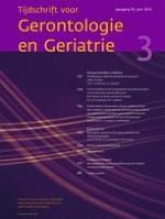 Tijdschrift voor Gerontologie en Geriatrie 3/2014