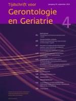 Tijdschrift voor Gerontologie en Geriatrie 4/2014