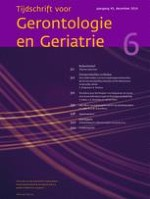 Tijdschrift voor Gerontologie en Geriatrie 6/2014