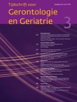 Tijdschrift voor Gerontologie en Geriatrie 3/2015