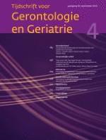 Tijdschrift voor Gerontologie en Geriatrie 4/2015