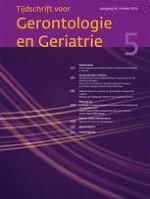 Tijdschrift voor Gerontologie en Geriatrie 5/2015