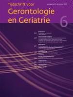 Tijdschrift voor Gerontologie en Geriatrie 6/2015