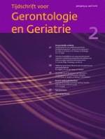 Tijdschrift voor Gerontologie en Geriatrie 2/2016