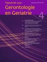 Tijdschrift voor Gerontologie en Geriatrie 4/2016