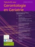 Tijdschrift voor Gerontologie en Geriatrie 6/2016