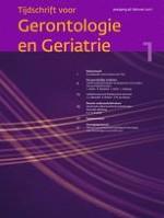 Tijdschrift voor Gerontologie en Geriatrie 1/2017