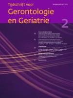 Tijdschrift voor Gerontologie en Geriatrie 2/2017