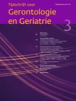 Tijdschrift voor Gerontologie en Geriatrie 3/2017