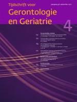 Tijdschrift voor Gerontologie en Geriatrie 4/2017