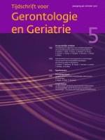 Tijdschrift voor Gerontologie en Geriatrie 5/2017