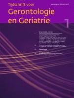 Tijdschrift voor Gerontologie en Geriatrie 1/2018