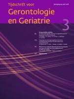 Tijdschrift voor Gerontologie en Geriatrie 3/2018