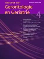 Tijdschrift voor Gerontologie en Geriatrie 4/2018
