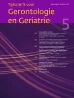 Tijdschrift voor Gerontologie en Geriatrie 5/2018