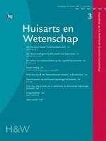 Huisarts en wetenschap 3/2011