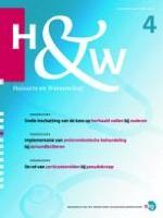 Huisarts en wetenschap 4/2011