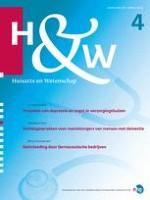Huisarts en wetenschap 4/2013