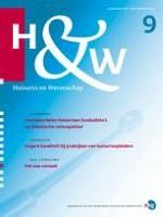 Huisarts en wetenschap 9/2013