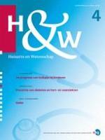 Huisarts en wetenschap 4/2014