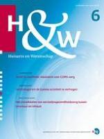 Huisarts en wetenschap 6/2016