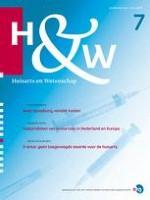 Huisarts en wetenschap 7/2016