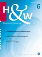 Huisarts en wetenschap 6/2017